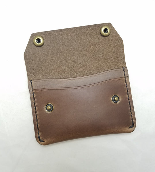 Railcar Wallet - Natural Chromexcel