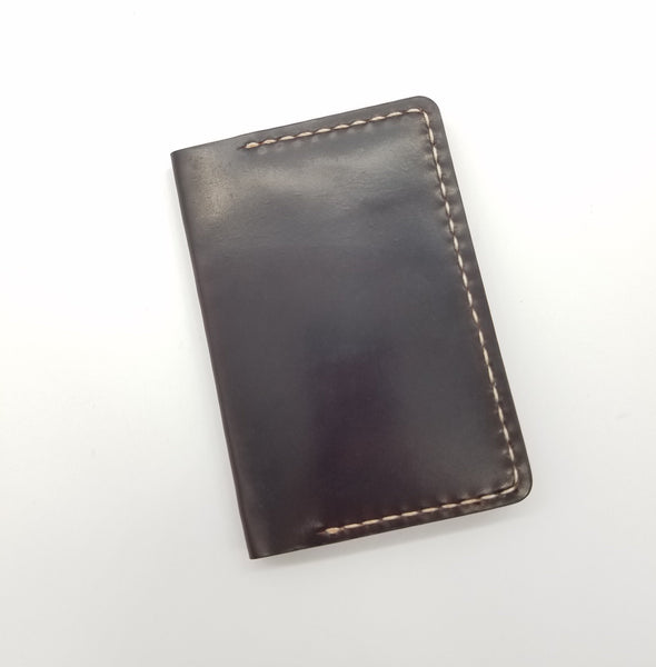 Business Card Wallet - Shell Cordovan