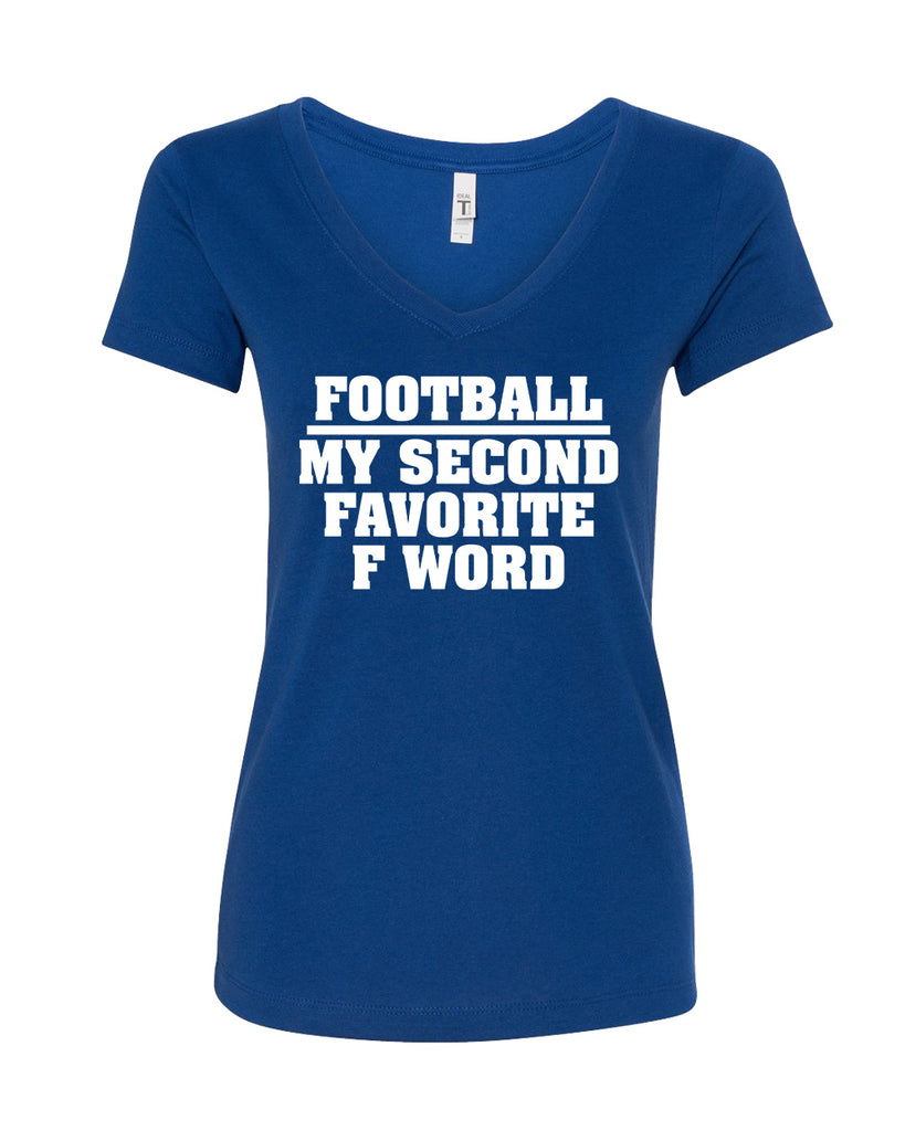 Football My Second Favorite F Word