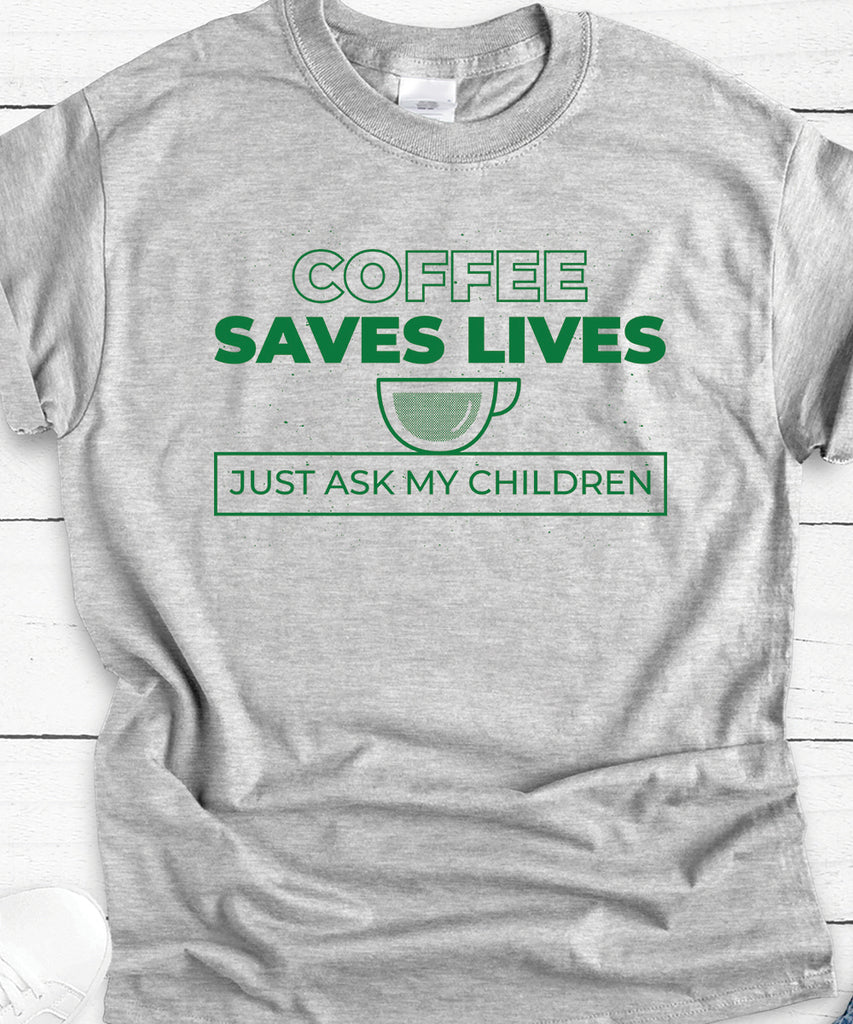 Coffee Saves Lives