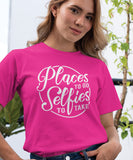 Places To Go Selfies To Take