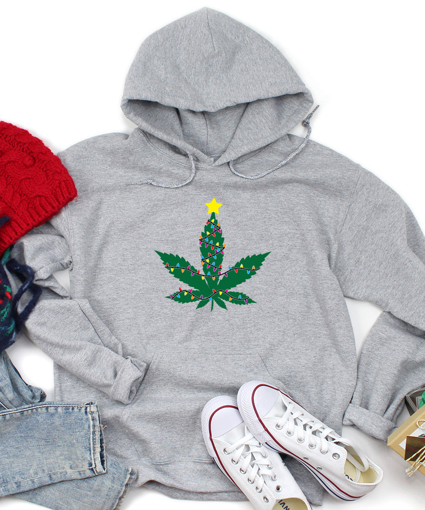 A Different Christmas Tree Sweatshirt