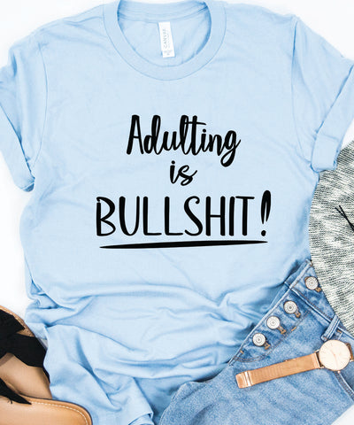 Adulting is...