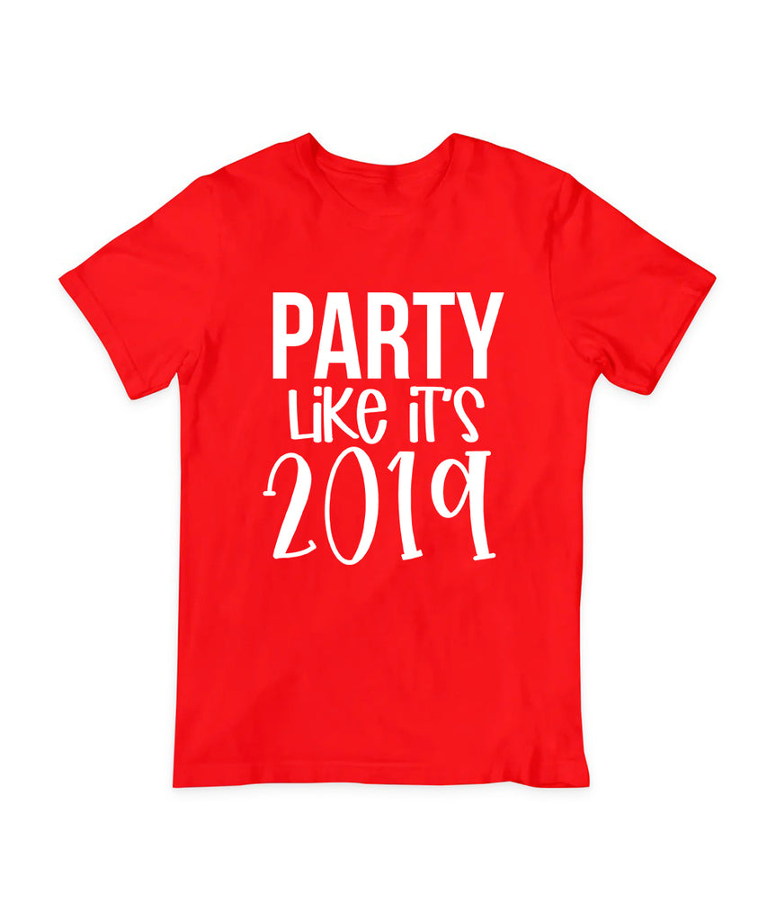 Party Like It's 2019