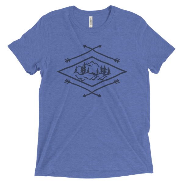 Diamond Mountains T-Shirt
