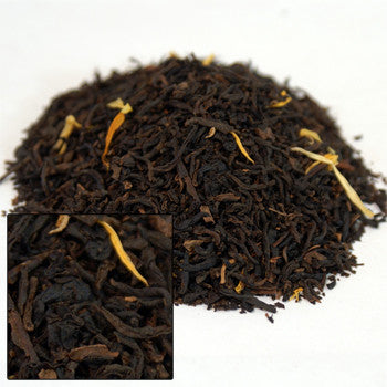 Apricot Black Loose Tea - 4 oz Tin - Sweet Pea Tea