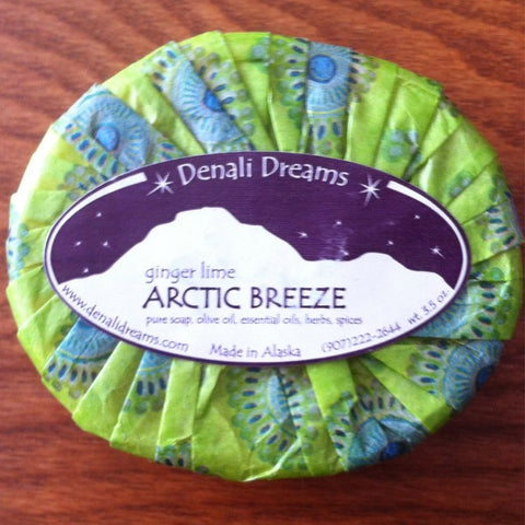 Arctic Breeze Soap - Sweet Pea Tea