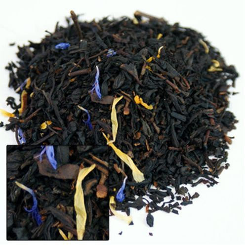 Blue Mist Green Loose Tea - 4oz Tin - Sweet Pea Tea