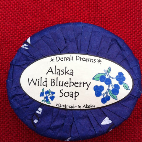 Blueberry Soap - Sweet Pea Tea
