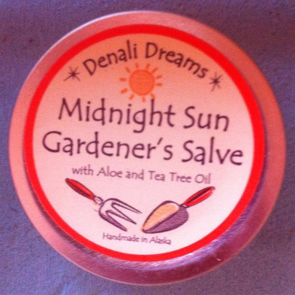 Gardeners Salve Small - Sweet Pea Tea