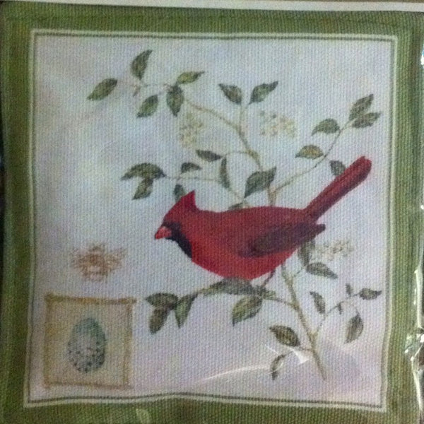 Spiced Mug Mat - Cardinal - Sweet Pea Tea