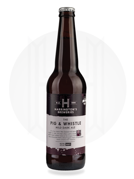Pig & Whistle Mild Dark Ale