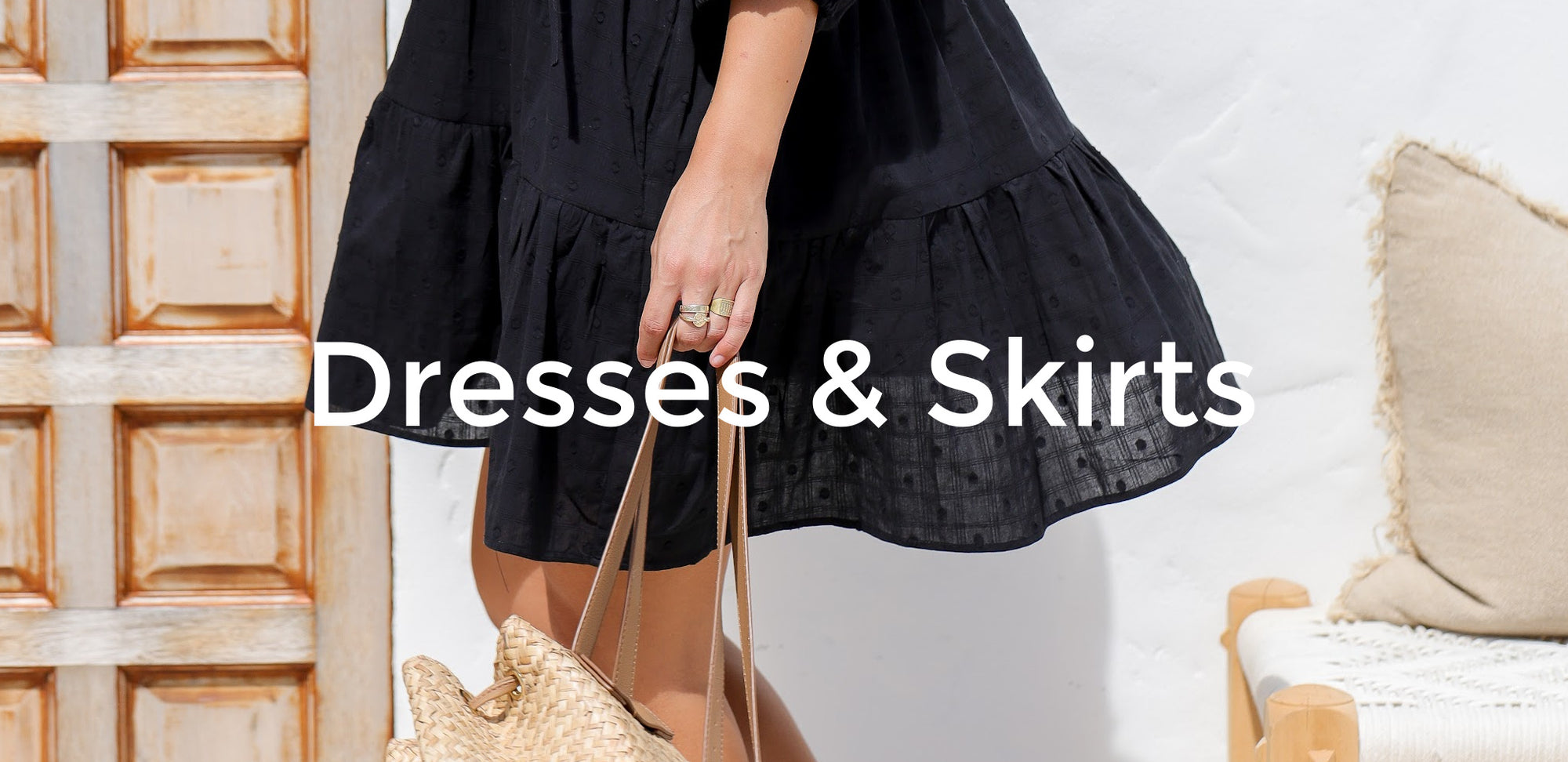 Dresses & Playsuits