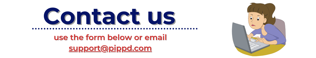 Contact us Pippd