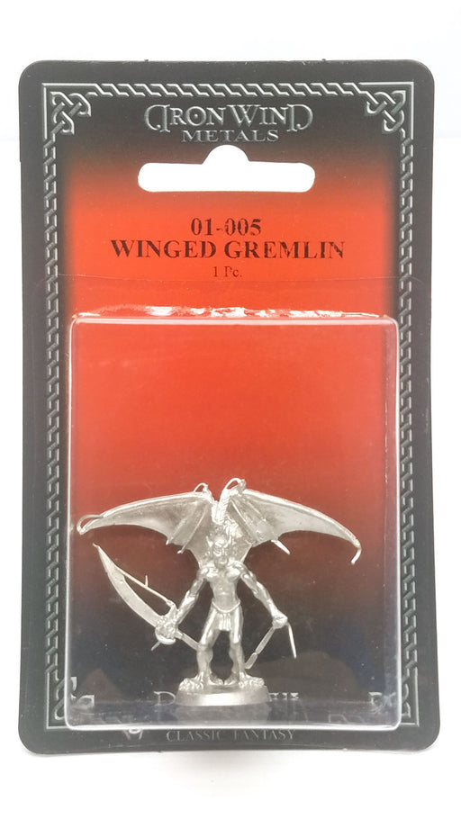 Ral Partha Winged Gremlin #01-005 Unpainted Classic Fantasy RPG D&D Metal Figure