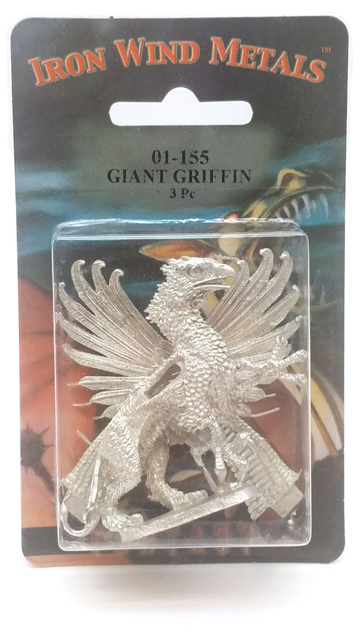 Ral Partha Giant Griffin #01-155 Unpainted Classic Fantasy RPG D&D Metal Figure