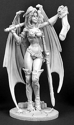 Reaper Miniatures 2005 Christmas Sophie (72mm) #01413 Special Edition Unpainted