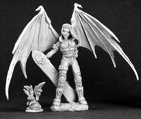 Reaper Miniatures 2006 Christmas Sophie (54mm) #01417 Special Edition Unpainted