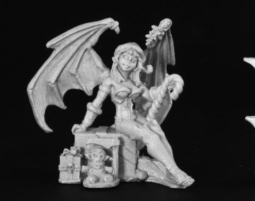 Reaper Miniatures 2009 Christmas Sophie #01426 Special Edition Unpainted Figure