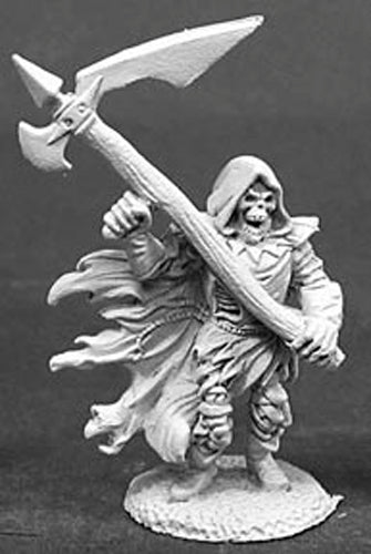 Reaper Miniatures Grim Reaper #02019 Dark Heaven Legends Unpainted Metal Figure