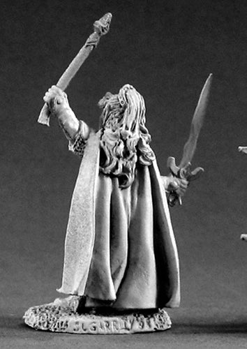 Reaper Miniatures Elisha Light Edge #02028 Dark Heaven Legends Unpainted Metal