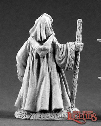 Reaper Miniatures Gwendalyn the Healer #02035 Dark Heaven Unpainted Metal