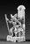 Reaper Miniatures Dragoth the Defiler 02056 Dark Heaven Legends Unpainted Metal