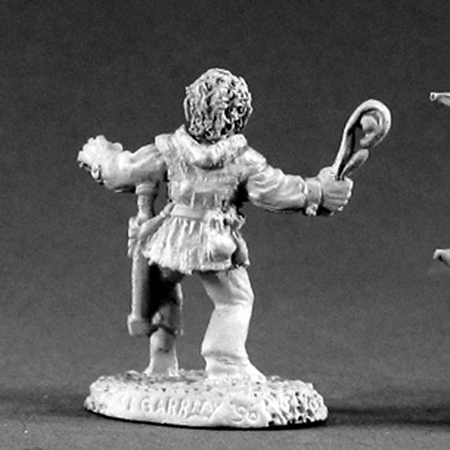 Reaper Miniatures Pip Thistletoe #02057 Dark Heaven Legends Unpainted Metal
