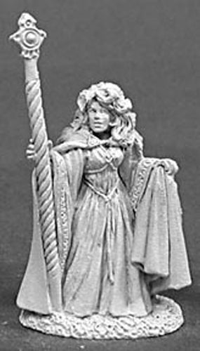 Reaper Miniatures Onastaa #02060 Dark Heaven Legends Unpainted Metal RPG Figure
