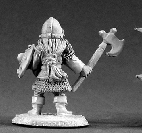 Reaper Miniatures Ametrine Earthlyte #02063 Dark Heaven Legends Unpainted Metal