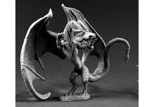 Reaper Miniatures Dragon Nachtlufte #02069 Dark Heaven Legends Unpainted Metal