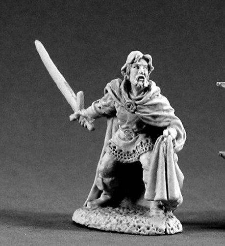 Reaper Miniatures Faramere Of Vestonia #02086 Dark Heaven Unpainted Metal