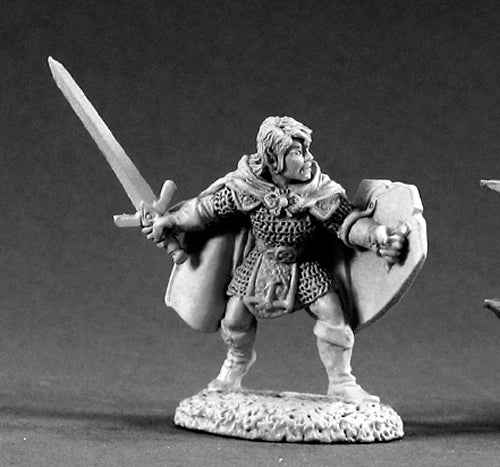 Reaper Miniatures Mellonir Windrunner 02120 Dark Heaven Legends Unpainted Metal
