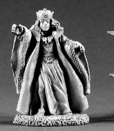 Reaper Miniatures Alexis Spellsinger #02141 Dark Heaven Legends Unpainted Metal