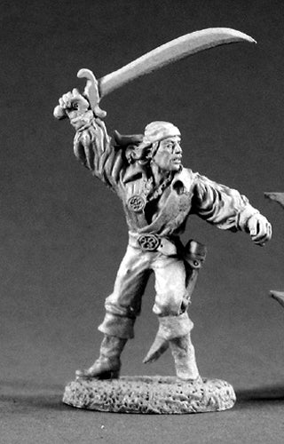 Reaper Miniatures Eric Swiftblade #02144 Dark Heaven Legends Unpainted Metal