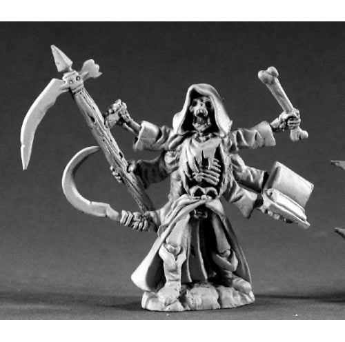 Reaper Miniatures Arachno-Assassin #02159 Dark Heaven Legends Unpainted Metal