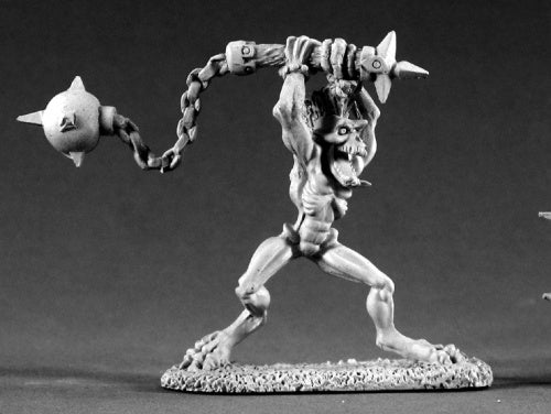 Reaper Miniatures Knawl, Bakarathi #02179 Dark Heaven Legends Unpainted Metal