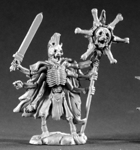 Reaper Miniatures Arachno Standard #02191 Dark Heaven Legends Unpainted Metal