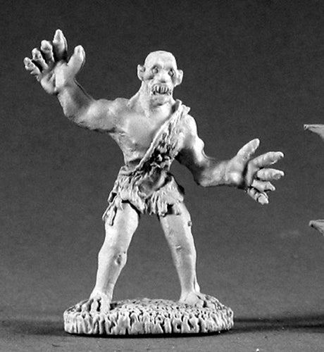 Reaper Miniatures Ghoul #02215 Dark Heaven Legends Unpainted Metal RPG Figure
