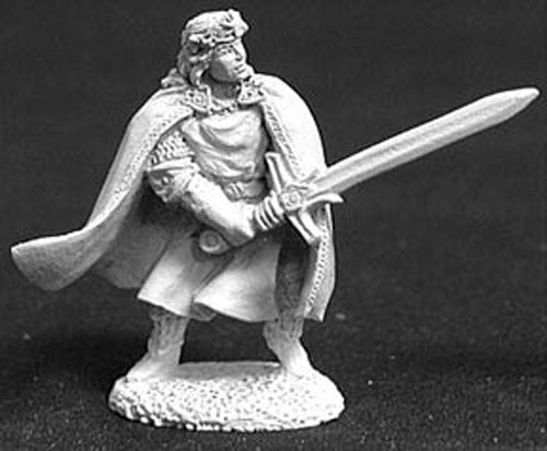 Reaper Miniatures Prince Nicholas #02227 Dark Heaven Legends Unpainted Metal