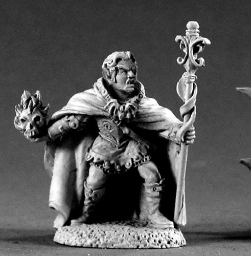 Reaper Miniatures Derleth the Fey #02245 Dark Heaven Legends Unpainted Metal