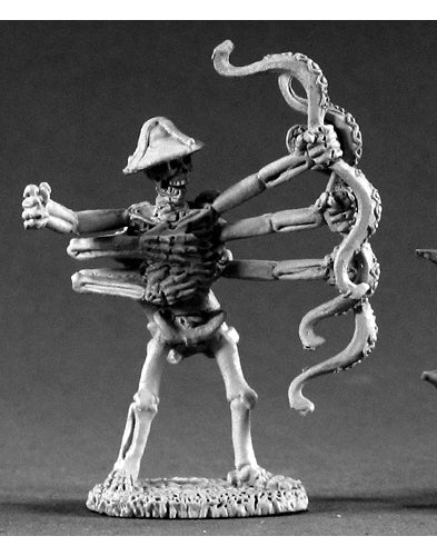 Reaper Miniatures Arachno-Assassin #02256 Dark Heaven Legends Unpainted Metal