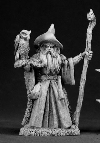 Reaper Miniatures Amathor Arch Mage #02319 Dark Heaven Legends Unpainted Metal