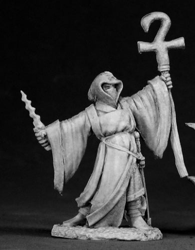Reaper Miniatures Inquisitor #02324 Dark Heaven Legends Unpainted Metal Figure
