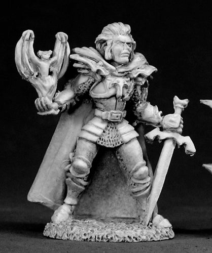 Reaper Miniatures Emile Van Storm #02336 Dark Heaven Legends Unpainted Metal