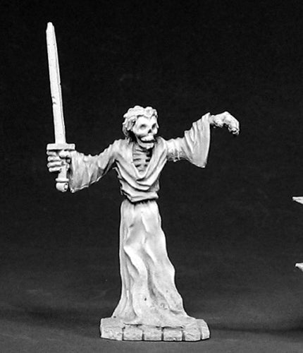 Reaper Miniatures Ghost #02363 Dark Heaven Legends Unpainted Metal RPG Figure