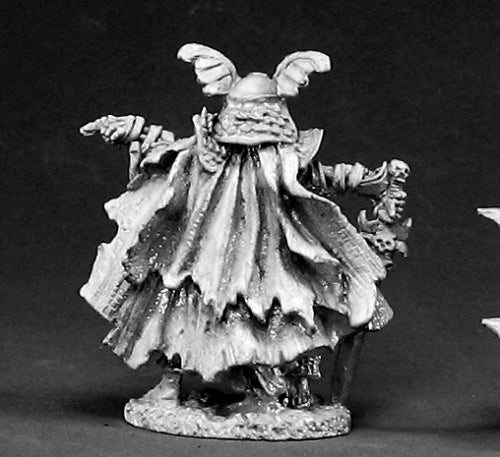 Reaper Miniatures Dragoth the Defiler 02367 Dark Heaven Legends Unpainted Metal