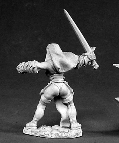 Reaper Miniatures Sister Candice #02403 Dark Heaven Legends Unpainted Metal