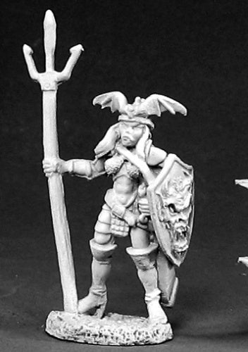 Reaper Miniatures D'Mona, Vampire #02405 Dark Heaven Legends Unpainted Metal