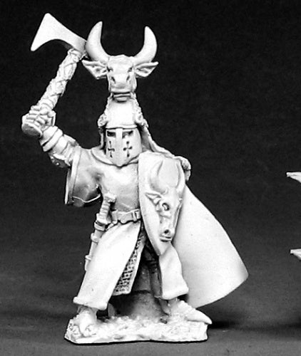 Reaper Miniatures Sir Guy the Red #02410 Dark Heaven Legends Unpainted Metal